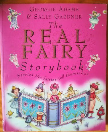 Книжка про фей, сказки на английском