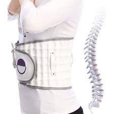 Pas odciążający i stabilizujący kręgosłup lędźwiowy trakcja super +
