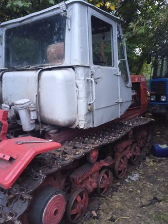 Продам трактор гусеничный Т150
