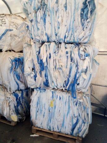 Worki big bag w rozmiarze 90/90/115cm Mocny Materiał