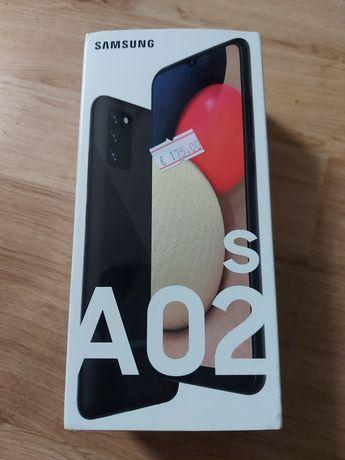 Samsung A02s mało używany