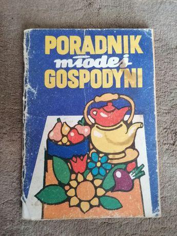Książka - poradnik młodej gospodyni