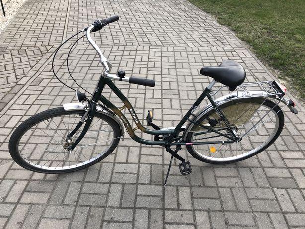 Rower damski niemiecki