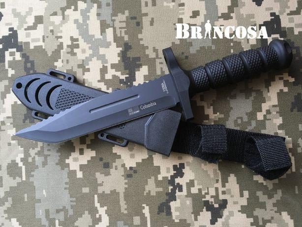 Лот №14/Нож охотничий Columbia/интересней чем охотничье ружье, оружие