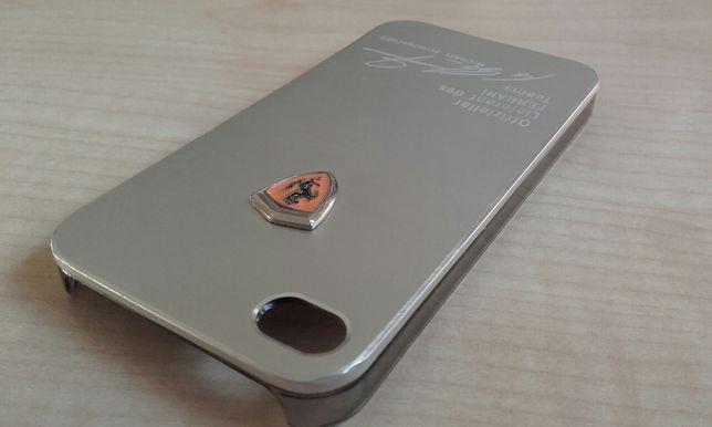 Obudowa iphone 4s Licencyjna Ferrari Schumacher
