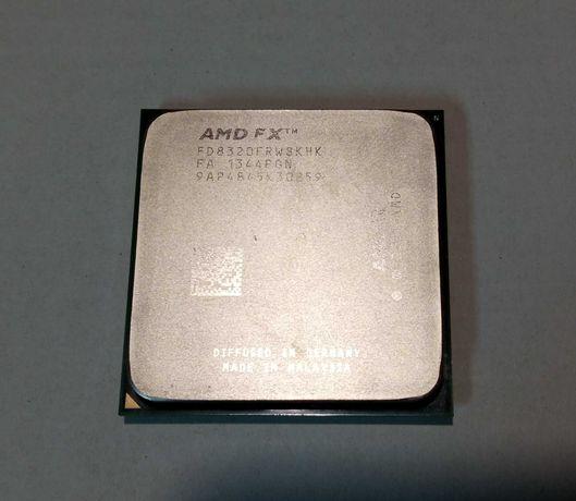 Процессор AMD FX-8320 3.5GHz/5200MHz/8MB