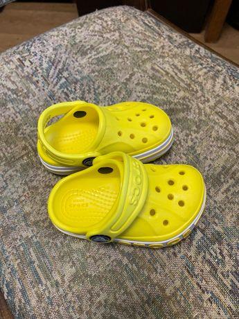 Crocs детские размер 4 (11,5 см)