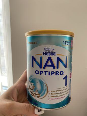 Суміш молочна NAN optipro 1