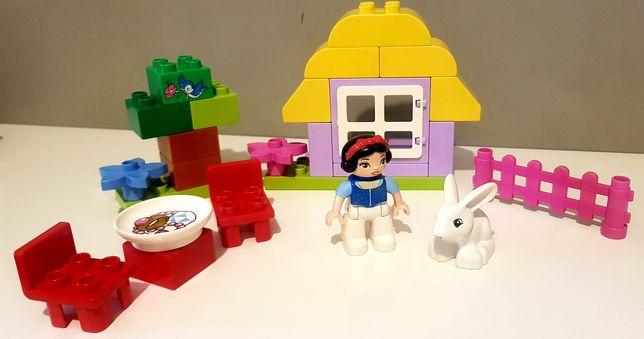 Lego Duplo Princess 6152 Chatka Królewny Śnieżki