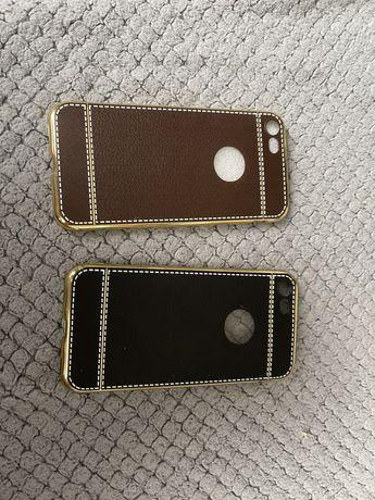 Sprzedam luksusowe etui skórzane w stulu retro iphone 8