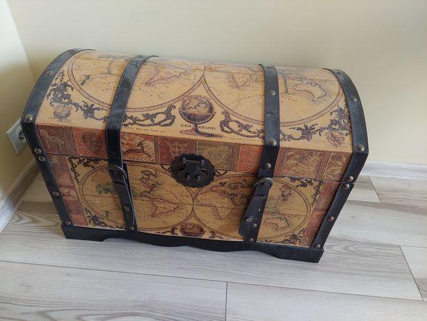 Kufer kufer skrzynia