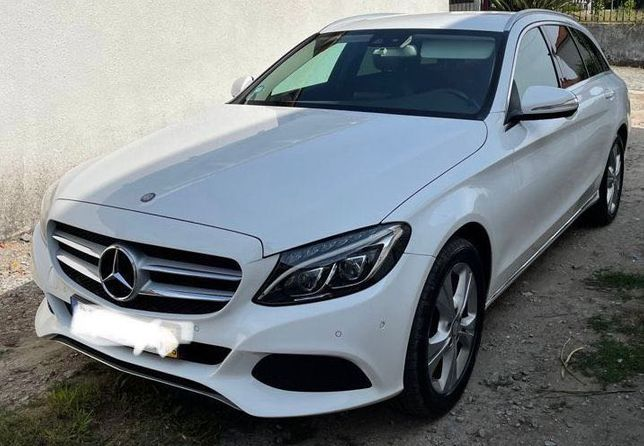 Vendo Mercedes Benz C220