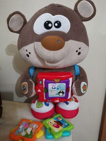 Vendo brinquedos chicco como novos!!