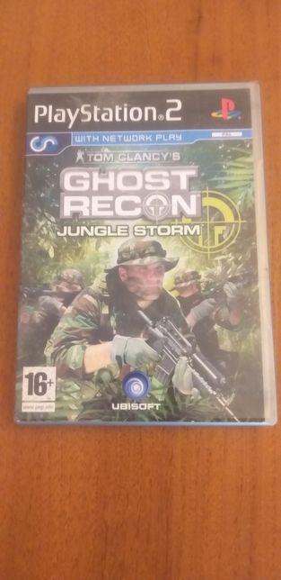 Gra na konsolę ps2 Ghost Recon Jungle Storm