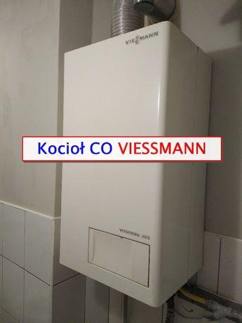 Kocioł CO piec Viessmann Vitopend 100 24 kW sprawny