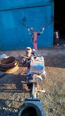 Мотоблок МТ-4 для работы или на запчасти