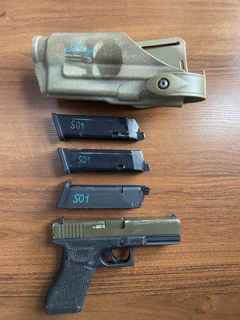 Страйкбол. Airsoft. Glock 17