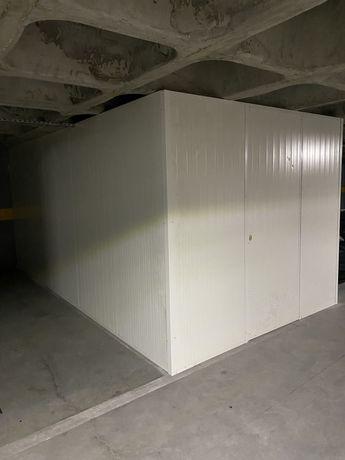Box estacionamento/armazém