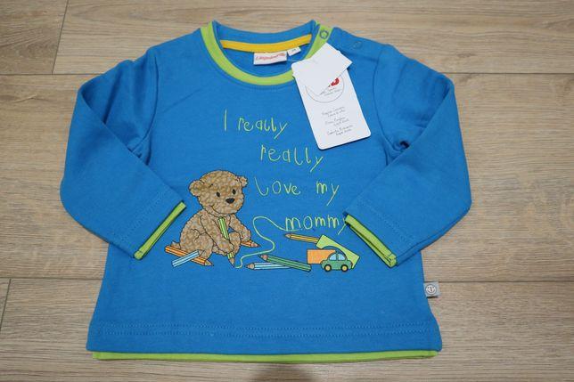 Nowa bluza 74 z metka zima