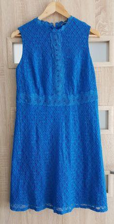 Koronkowa sukienka Orsay roz. 44