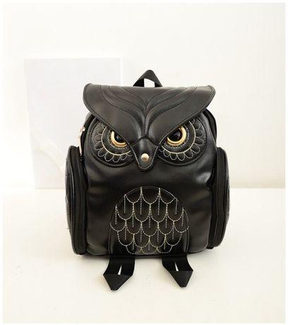 Городской рюкзак в форме совы
