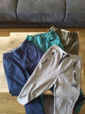Ubrania dla chłopca 128-140 PACZKA