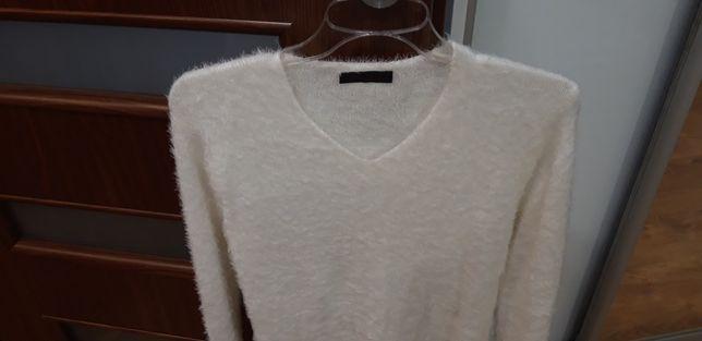 Sweterek damski biały m/l