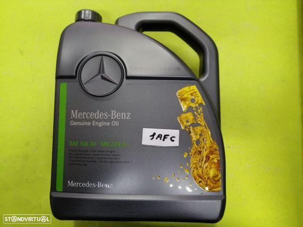 Galão 5L Oleo Mercedes MB229.51 5w30