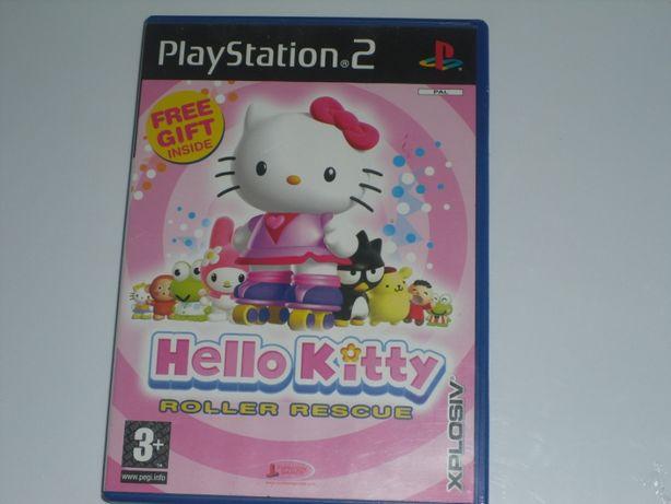 Hello Kitty Playstation 2 PS2