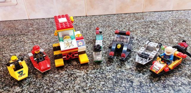 """Продам lego """"Водный транспорт"""" 7 шт"""
