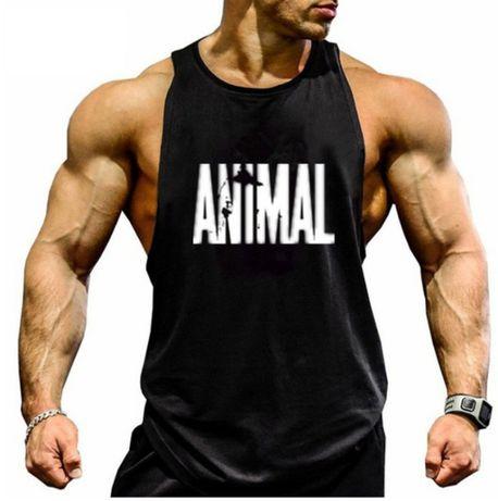 Koszulka Tank top na siłownie ANIMAL rozmiar L