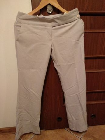 Spodnie +żakiet r.36