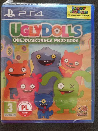 Uglydolls [nie] Doskonałą Przygoda PL PS4 nowa w folii