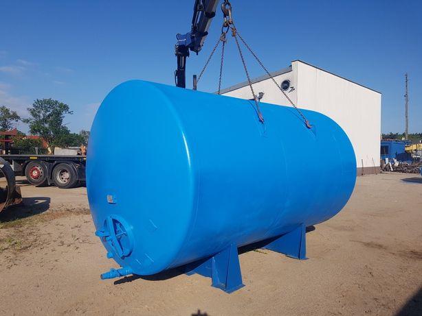 Zbiornik stalowy 15 000 litrów