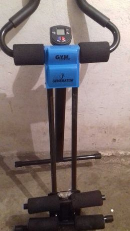 Ławka generator do ćwiczeń mięśni brzucha Icon