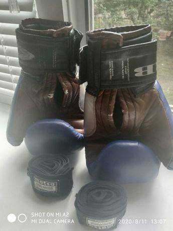 Перчатки боксерские 8oz
