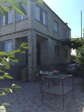 Продам плородную землю с кирп домом, Одесская обл