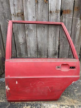 Drzwi, lewy tył, Passat B2