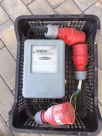 Licznik do prądu siła budowlany