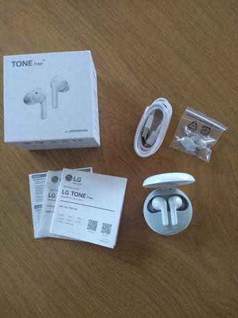 Słuchawki bezprzewodowe LG TONE FREE