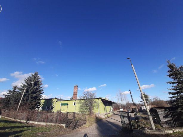 Sprzedam nieruchomość - PIEKARNIA- teren usługowo-produkcyjny