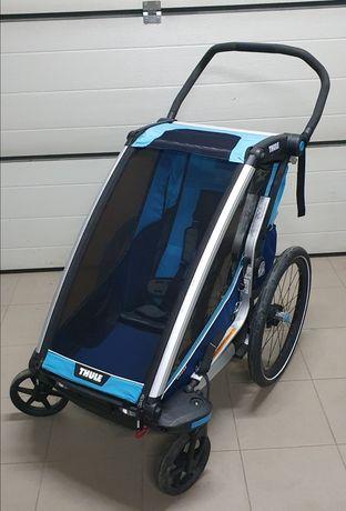 Wózek przyczepa przyczepka rowerowa Thule Cross 1