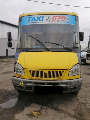 Автобус БАЗ 2215