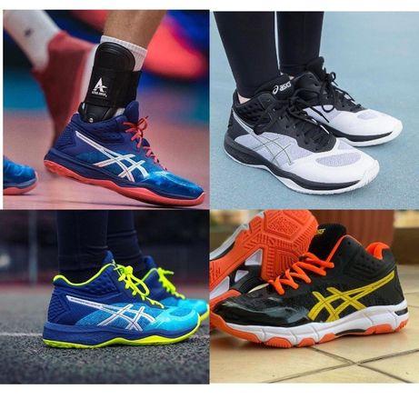 Asics gel Netburner Ballistic кроссовки для волейбола Asics Netburner