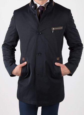 Elegencki płaszcz męski Miłosz firmy VESTUS
