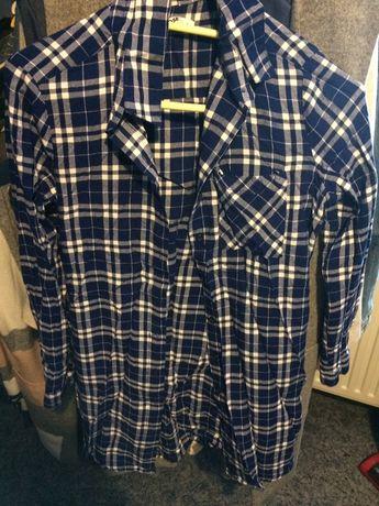 Koszula w kratę tom and rose rozmiar s