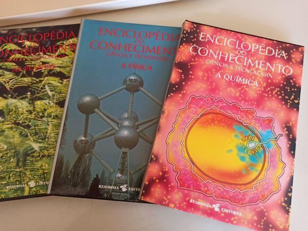 Enciclopédia do conhecimento Coleção