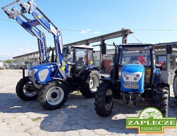 Ciągnik Traktor Farmtrac 690 DT z ŁADOWACZEM 90 KM 2020rok
