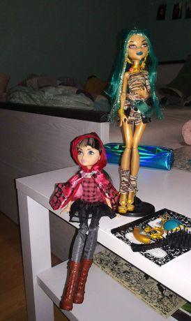 Lalki Unikaty Monster High i Ever After High