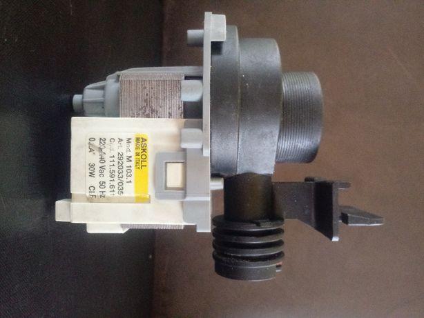 Pompa odpływowa zmywarki Electrolux AEG Zanussi